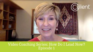 video coaching series: how do I lead now?