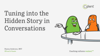 Dialogue: Tuning into the Hidden Story in Conversations