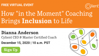 "How ""in the Moment"" Coaching Brings Inclusion to Life"