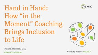 How in the Moment Coaching Brings Inclusion to Life