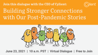 Building stronger connections with our post-pandemic stories